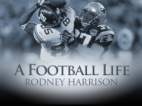 Watch: 'A Football Life': Harrison recalls heartbreaking Super Bowl loss