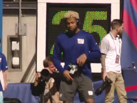 Watch: O'Hara: Eli has a lot of trust for OBJ