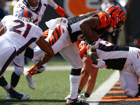 Watch: Jeremy Hill punches in 3-yard TD