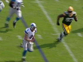 Watch: Matthew Stafford scrambles for 7 yards