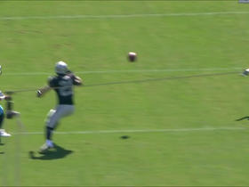 Watch: Marcus Mariota pitches to Harry Douglas on 9-yard option run