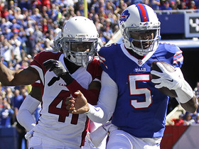 Watch: Tyrod Taylor runs for 49 yards