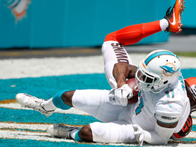 Watch: Ryan Tannehill finds DeVante Parker for 26-yard TD
