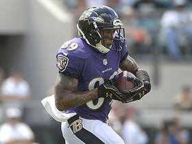 Watch: Steve Smith shows he still has speed on 23-yard gain