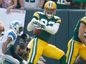 Watch: Aaron Rodgers to Richard Rodgers for the TD