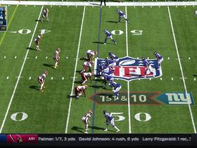 Watch: Eli Manning sacked and fumbles, recovered by Giants
