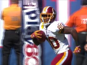 Watch: Jamison Crowder returns punt 52 yards