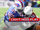 Watch: Can't-Miss Play: LeSean McCoy dives for 50th career rush TD