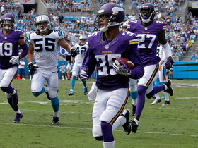 Watch: Marcus Sherels turns on the turbo for 48-yard TD