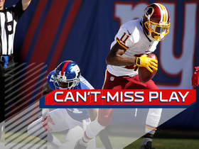 Watch: Can't-Miss Play: DeSean Jackson makes back-to-back huge catches