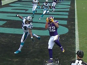 Watch: Kyle Rudolph snags a 15-yard touchdown catch