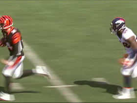 Watch: Andy Dalton scrambles for 16-yard gain
