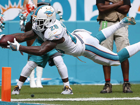 Watch: Ryan Tannehill finds Damien Williams for 10-yard TD