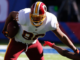 Watch: Jordan Reed makes one-handed catch behind his body