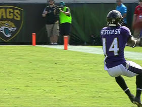 Watch: Devin Hester turns the ball over after failed punt catch