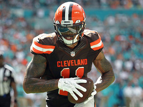 Watch: Terrelle Pryor plays QB, rushes for touchdown