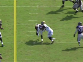 Watch: Tavon Young picks off Blake Bortles