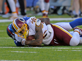 Cravens comes up with game-winning INT of Manning