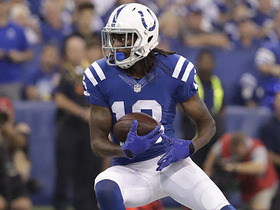 Watch: Andrew Luck connects with T.Y Hilton for 24 yards
