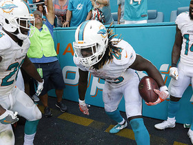 Watch: Jay Ajayi rushes for 11-yard TD