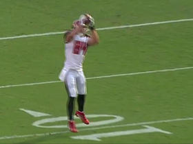 Watch: Jameis Winston finds Cameron Brate for a 20-yard gain