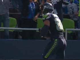Watch: Jimmy Graham up to his old tricks vs. 49ers