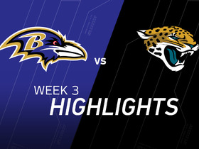 Watch: Ravens vs. Jaguars highlight