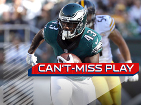 Watch: Can't-Miss Play: Sproles eludes defenders for 73-yard TD