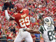 Watch: Ryan Fitzpatrick intercepted in the end zone by Eric Berry