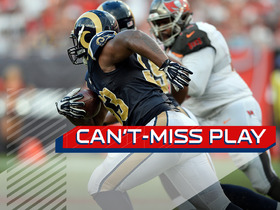 Watch: Can't-Miss Play: Rams D takes fumble 77 yards for TD