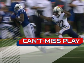 Watch: Can't-Miss Play: T.Y. Hilton gets two feet down for 33-yard catch