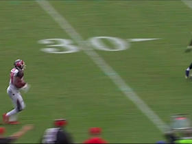 Watch: Jameis Winston finds Charles Sims for a 33-yard gain