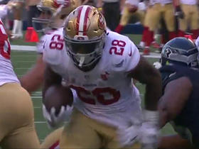 Watch: Carlos Hyde runs for second 8-yard TD