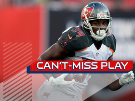 Can't-Miss Play: Charles Sims uses the truck stick