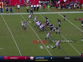 Watch: Jameis Winston finds Mike Evans for a 7-yard TD
