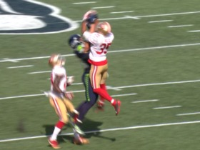 Watch: Raible Call of the Game: Jimmy Graham Hauls in a Jump Ball