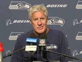 Watch: Pete Carroll vs 49ers Press Conference