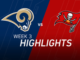 Watch: Rams vs. Buccaneers highlights