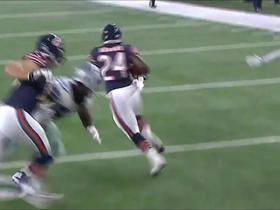 Watch: Jordan Howard gets Bears offense going with 36-yard run