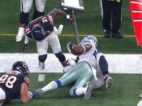Watch: Instant Replay: Did Ezekiel Elliott pick up the first down?
