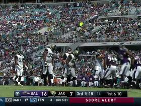 Watch: Allen Robinson diving TD catch