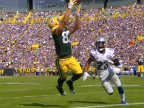 Watch: German announcers call Jordy Nelson's 17-yard TD catch