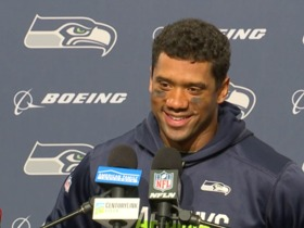 Watch: Russell Wilson vs 49ers Press Conference