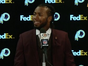Watch: Josh Norman: 'I'm Happy To Be A Redskin, HTTR