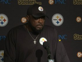Watch: Tomlin postgame press conference