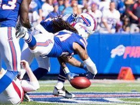 Watch: Watch: Bills Defensive Switch Leads to Big Win
