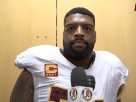 Watch: Trent Williams