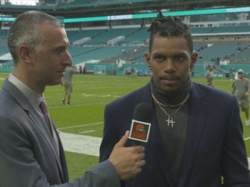 Watch: Pryor Postgame Interview: Browns at Dolphins