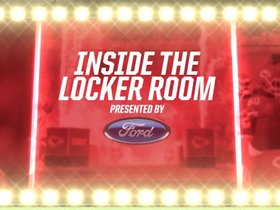 Watch: Chiefs Rewind: Inside the Locker Room