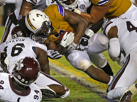 Watch: Leonard Fournette highlights vs. Mississippi State